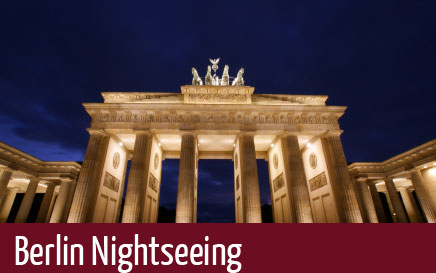 Berlin Sightseeing - Visit Berlin by Night!